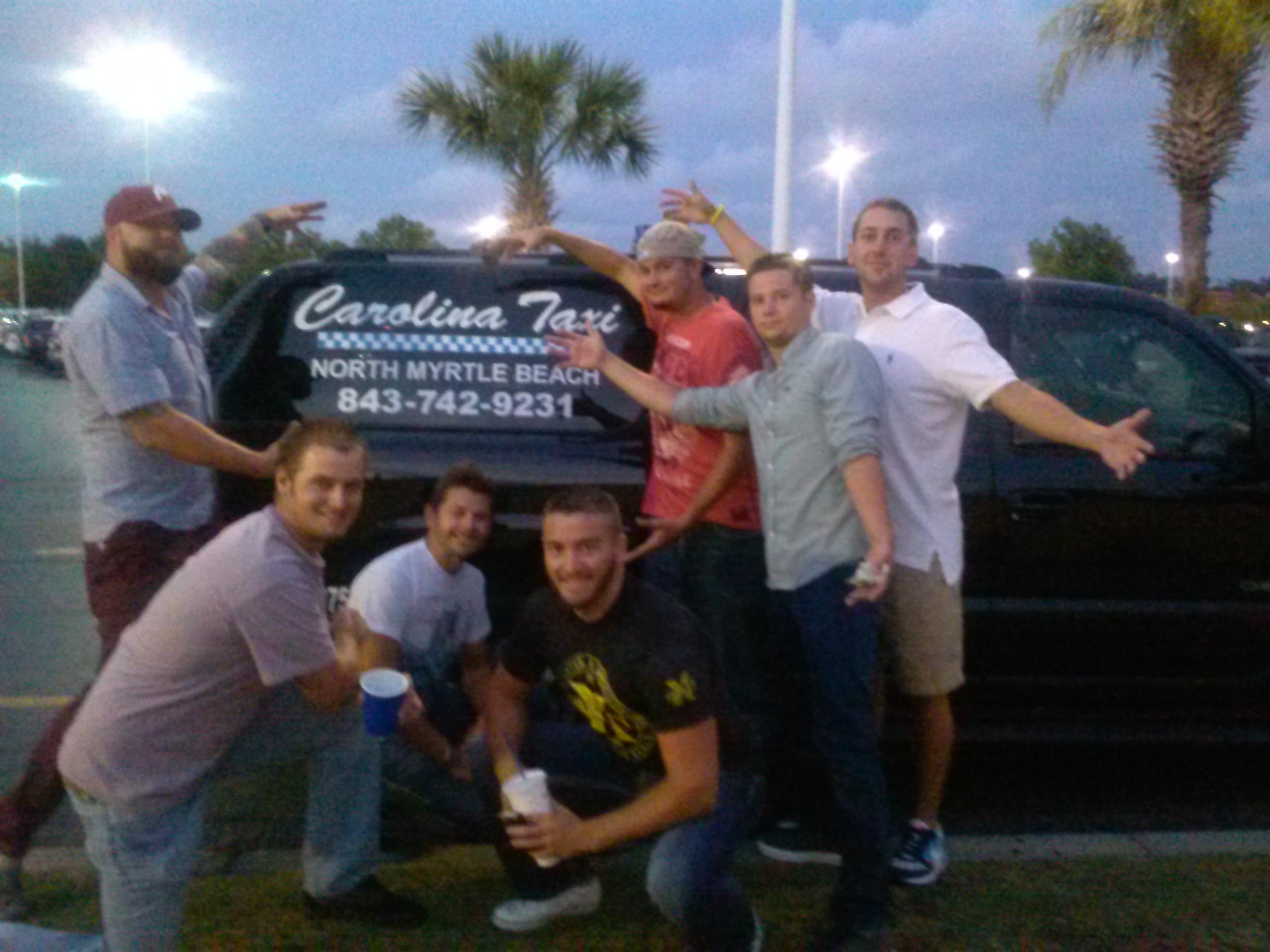 North Myrtle Beach Cab And Airport Shuttle